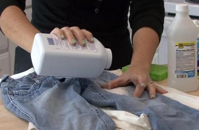 Lavaggio a secco in casa: tutti i trucchi