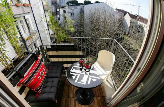 piccolo balcone