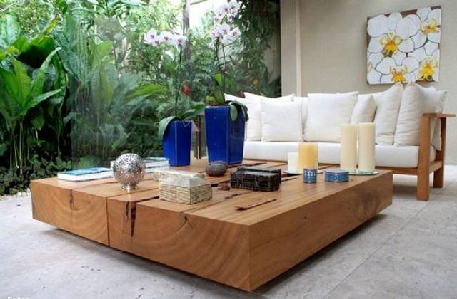 Arredo da giardino in legno: idee per l'outdoor