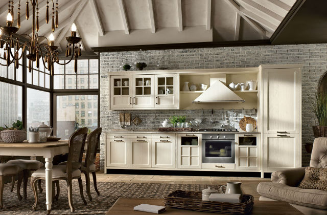 cucina old style smart