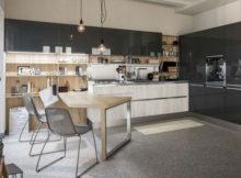 colore cucina grigia