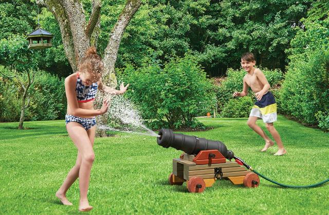 cannone ad acqua