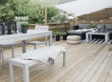 giardino scandinavo arredo