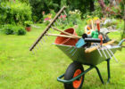 utensili e attrezzi giardinaggio