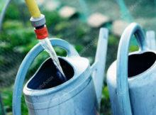 risparmiare acqua